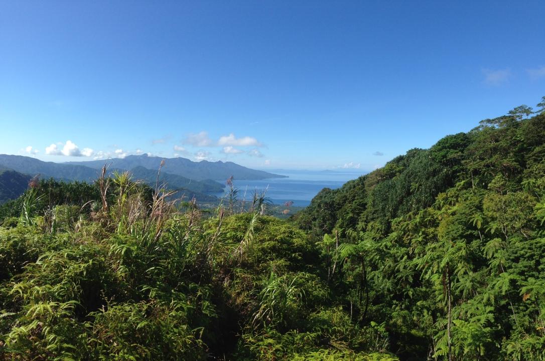 AWU VOLCANO - SANGIHE ISLAND, INDONESIA